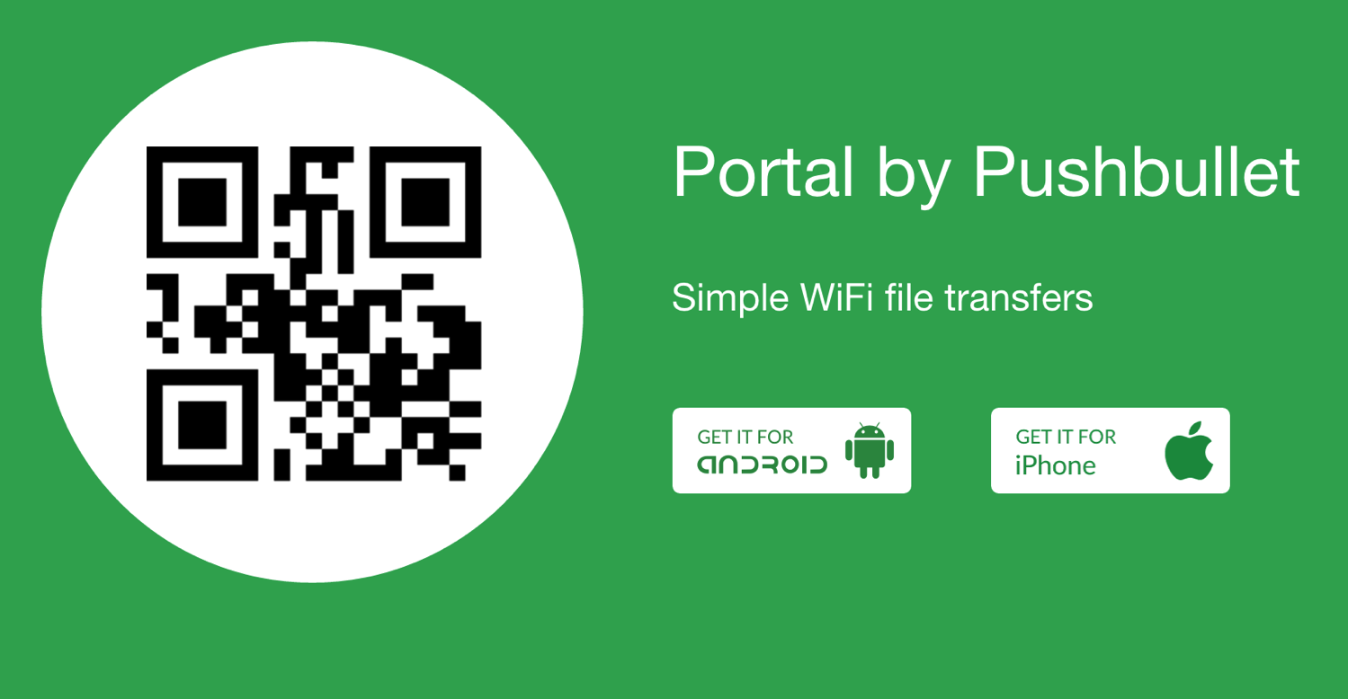 Portal by Pushbullet