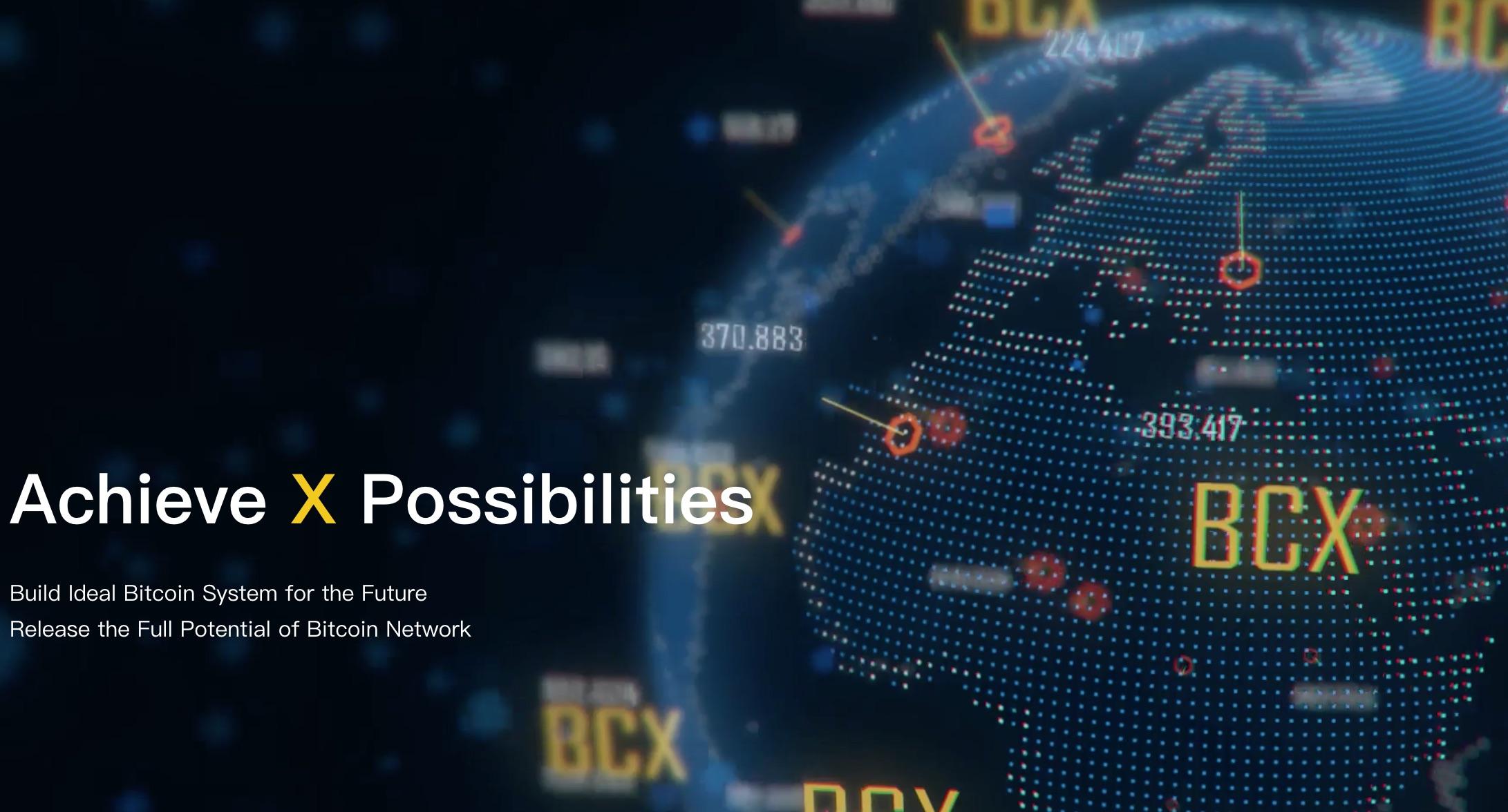 BCX The True Bitcoin for the Future