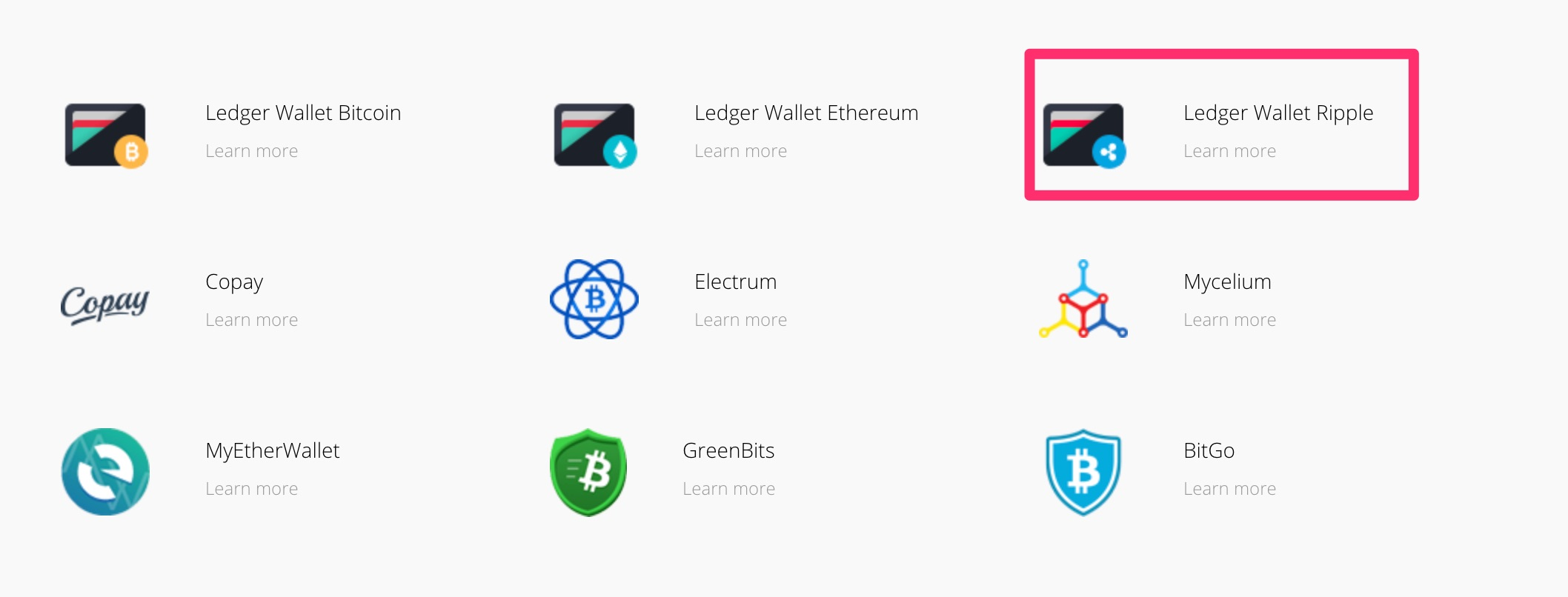 Ledger Wallet Ledger Nano S Cryptocurrency hardware wallet